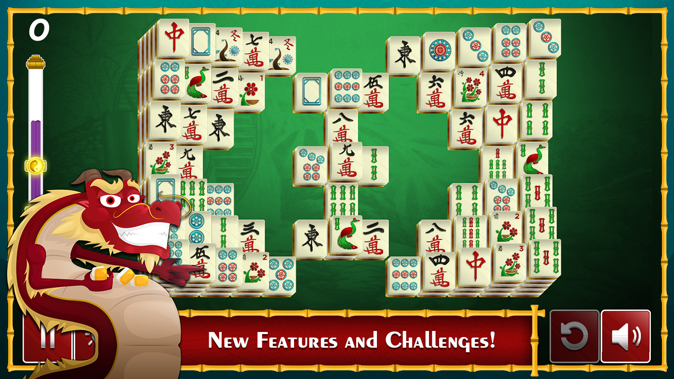 Mahjong Solitaire Redstone - Unity Connect