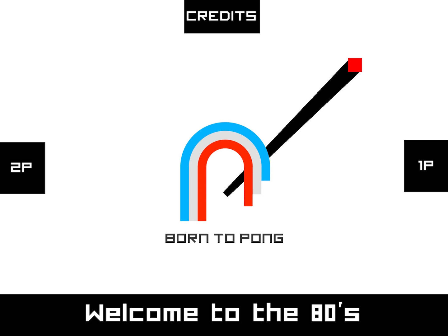 Born to Pong