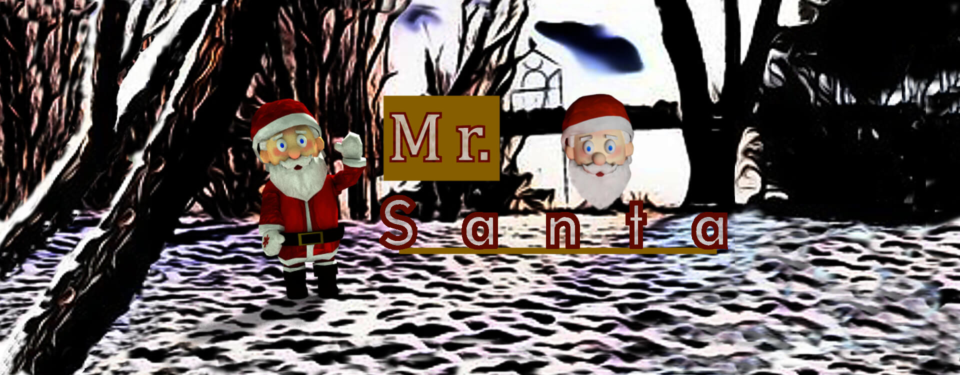 Mr. Santa