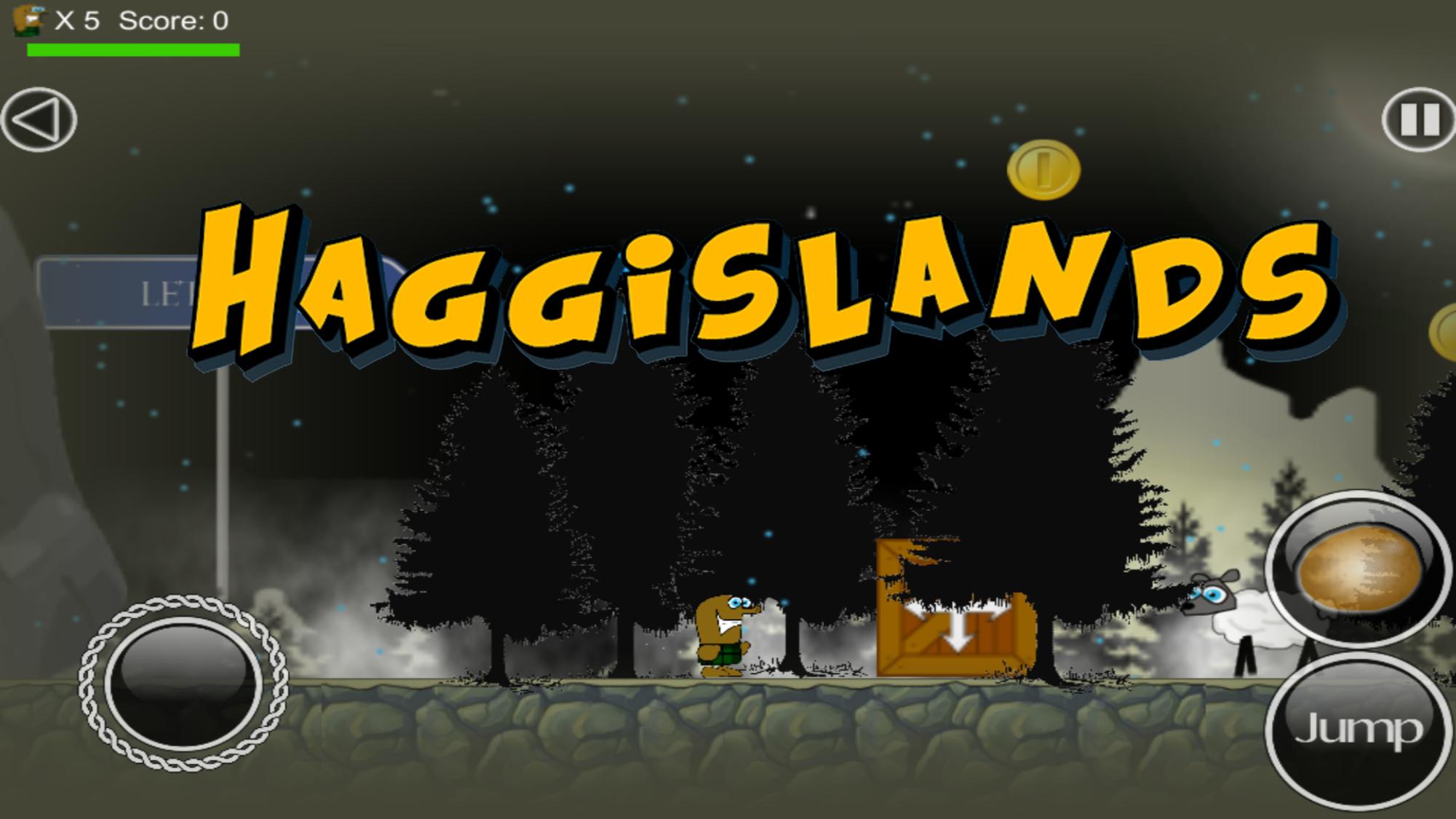 Haggislands