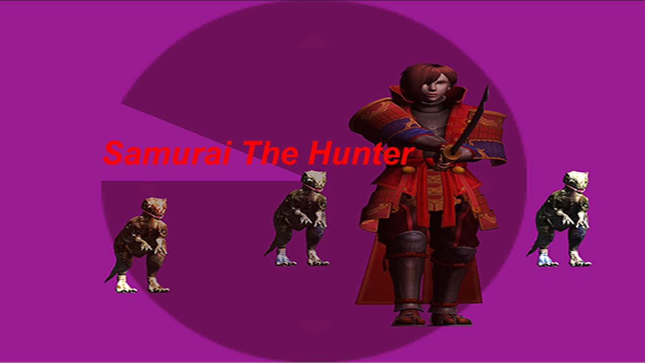 Samurai The Hunter