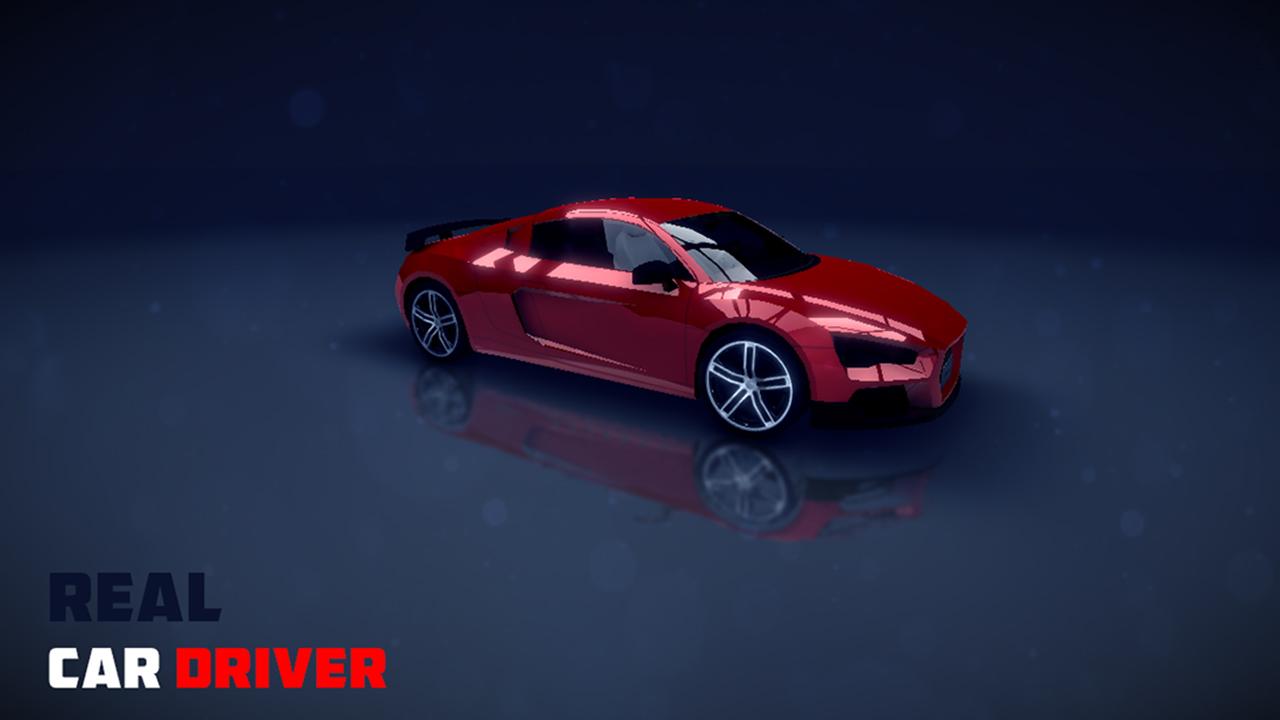 Real Car Driver 3D