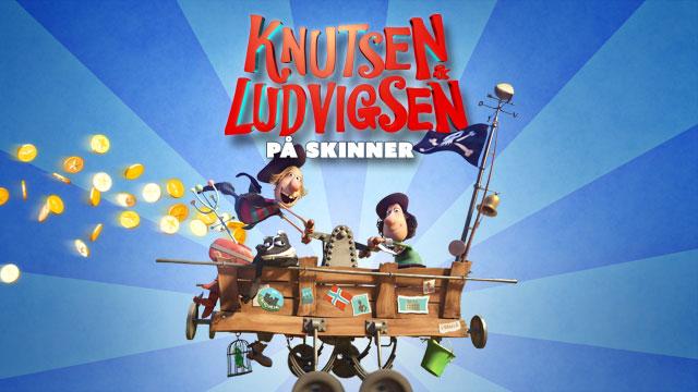 Knutsen & Ludvigsen On Track
