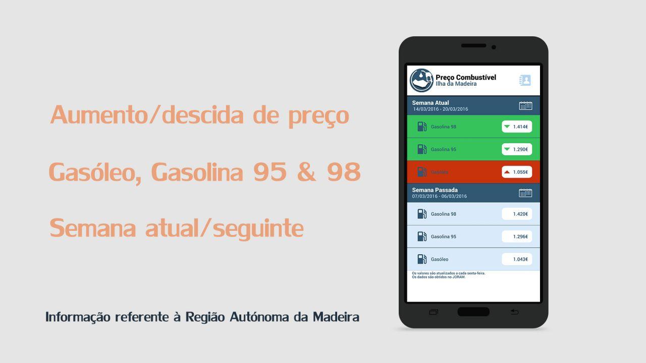 Preço Combustível Madeira