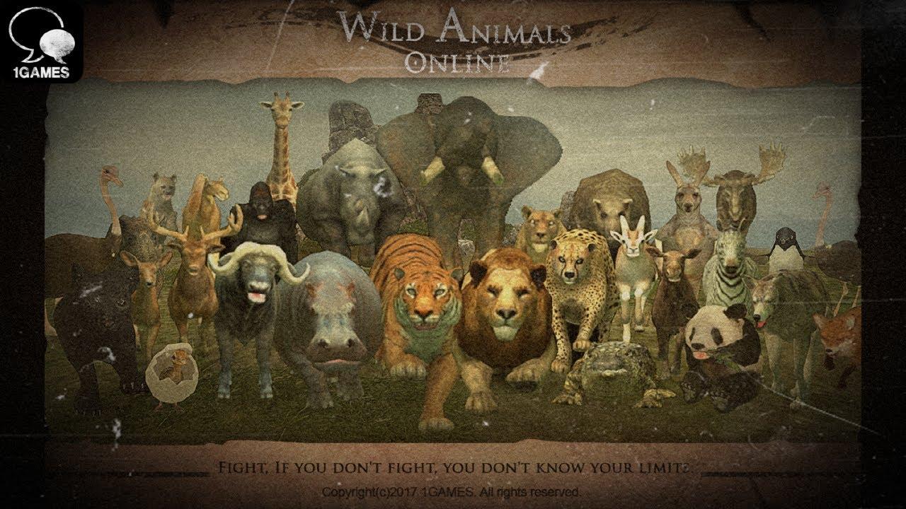 Wild Animals Online - Unity Connect