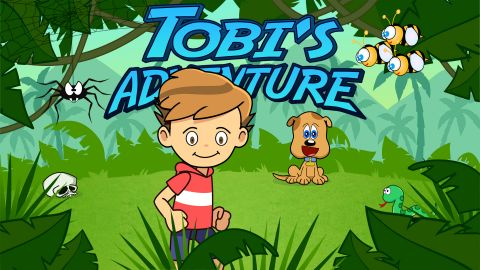 How did I develop Tobi's Adventure?