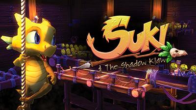 Introducing, Suki & the Shadow Klaw
