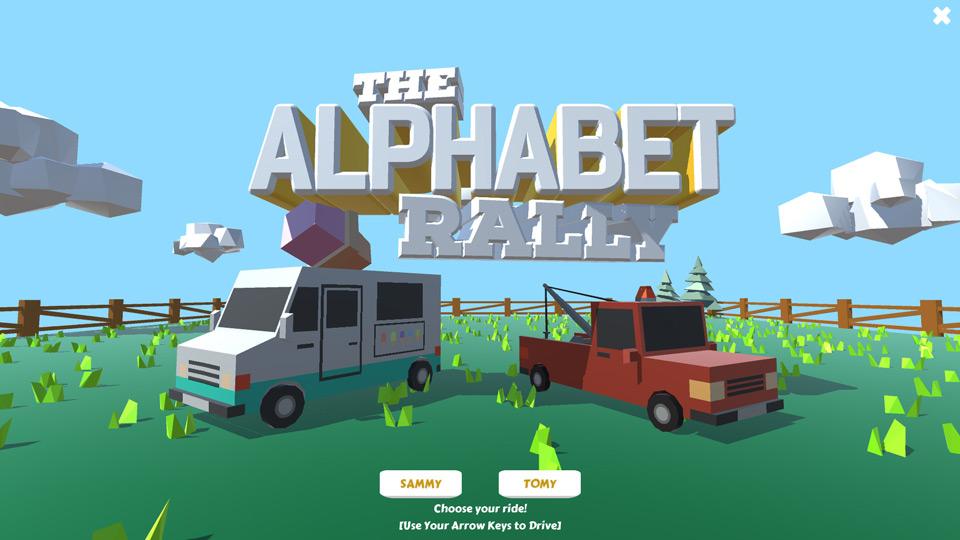 The Alphabet Rally