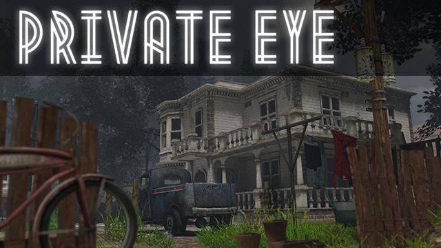 Private Eye VR