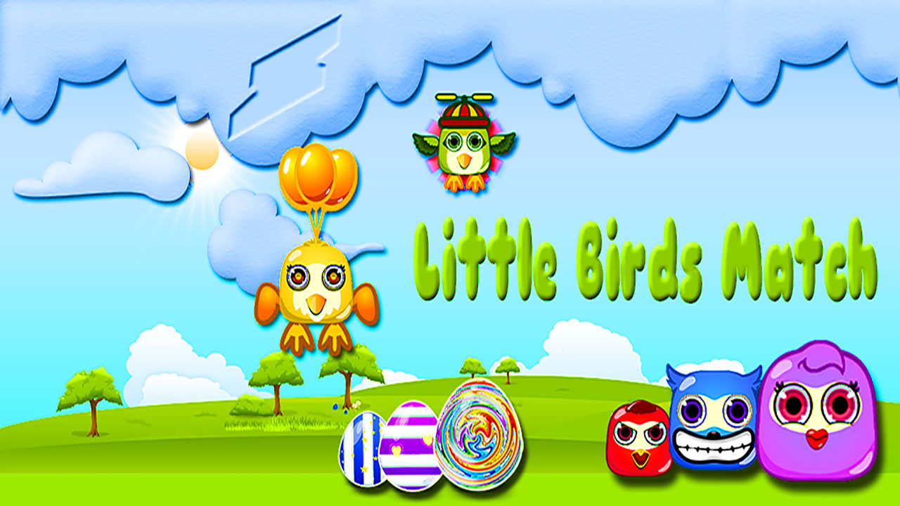 Little Birds Match