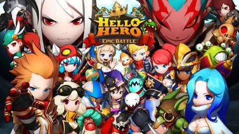 헬로히어로의 영웅들이 다시 찾아옵니다!