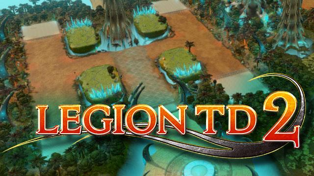 Legion TD 2 - Unity Connect