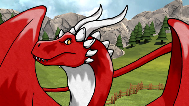 Grim Dragons