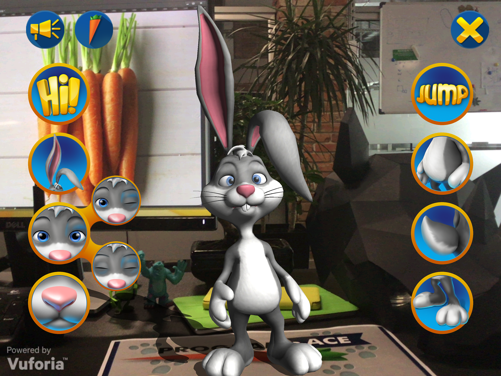 ARchy, the Rabbit