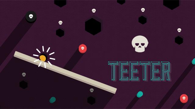 Teeter – Endless Arcade Balancer