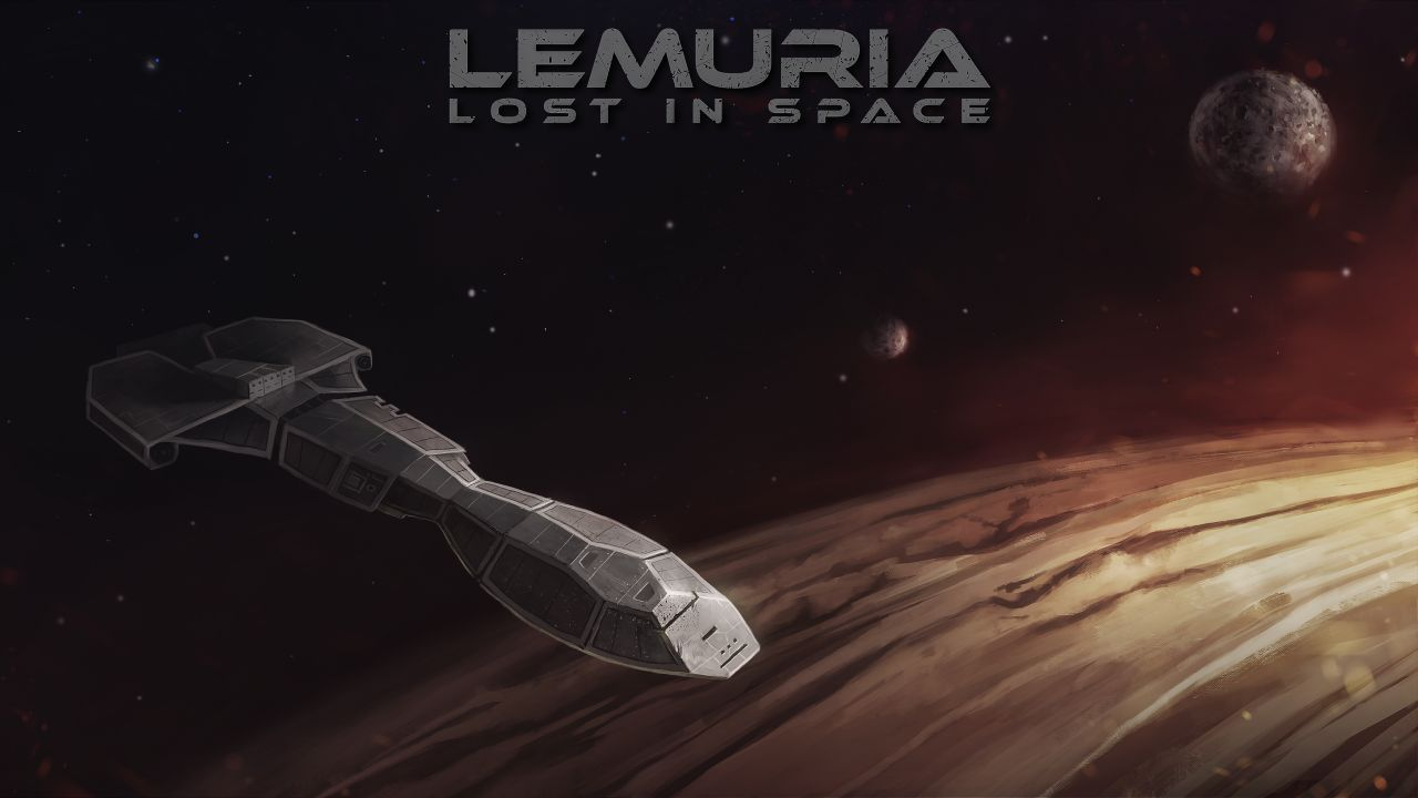 Lemuria: Lost in Space