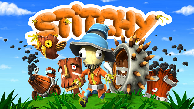 Stitchy: A Scarecrow's Adventure