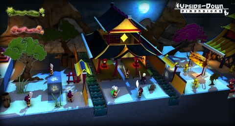 Upside-Down Dimensions released on Steam Early Access