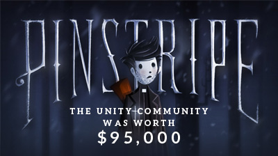 The Unity Community Was Worth $95,000