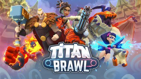 Titan Brawl is hard launching  in November!