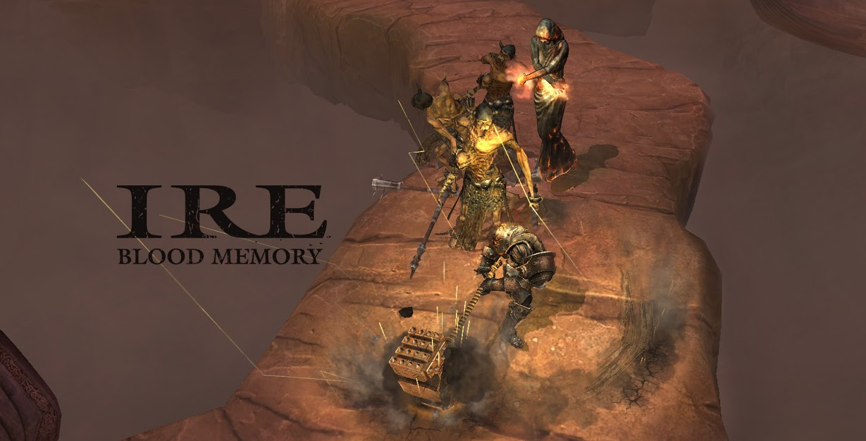 Ire - Blood Memory