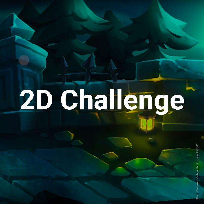 Unity 2D Challenge