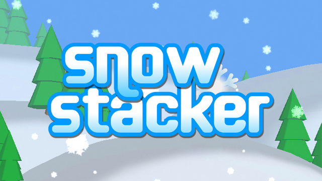 Snow Stacker