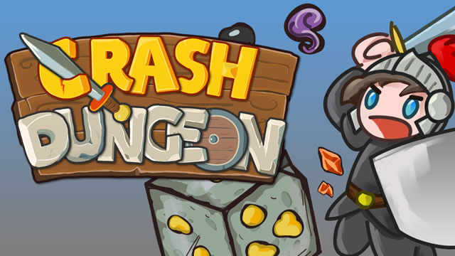 Crash Dungeon - A digger with deep strategy