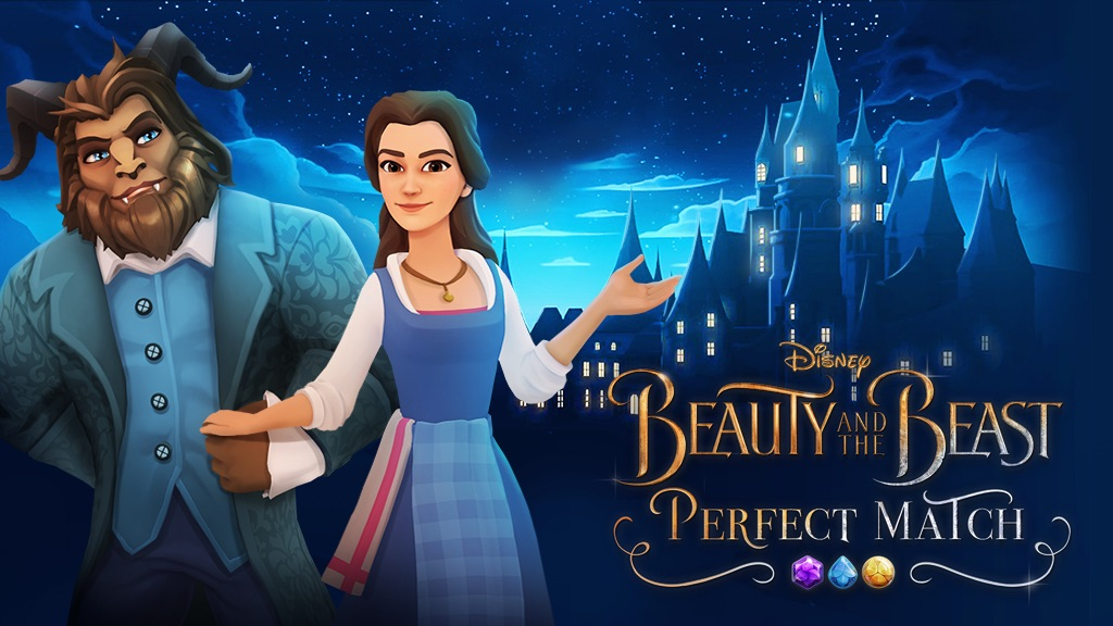Beauty and the Beast: Perfect Match