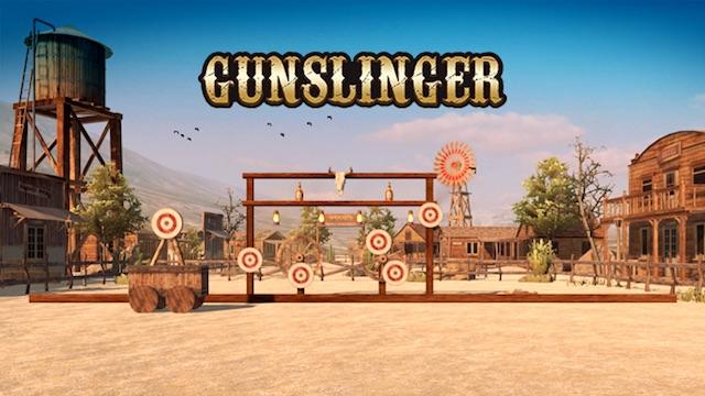 Gunslinger VR - Cowboy Shooting Challenge