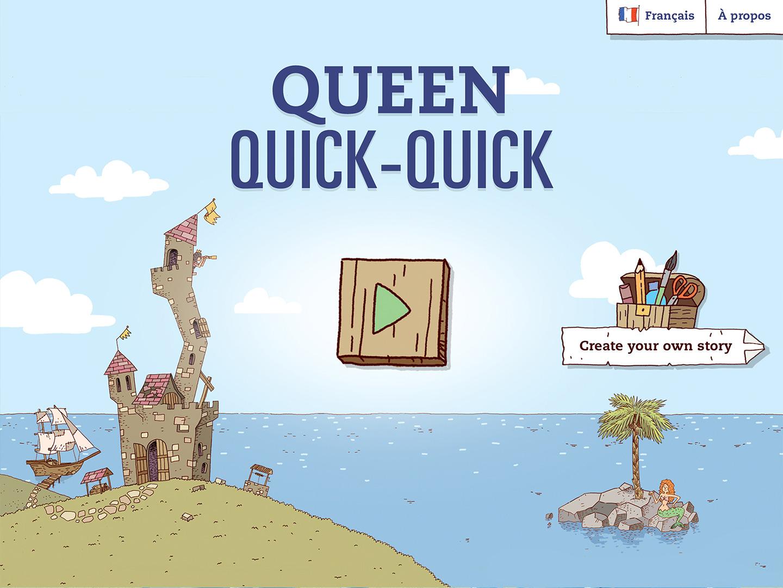Queen Quick-Quick
