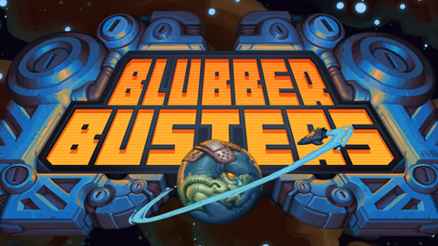 Blubber Busters is a 2D action platformer with an emphasis on frantic combat.