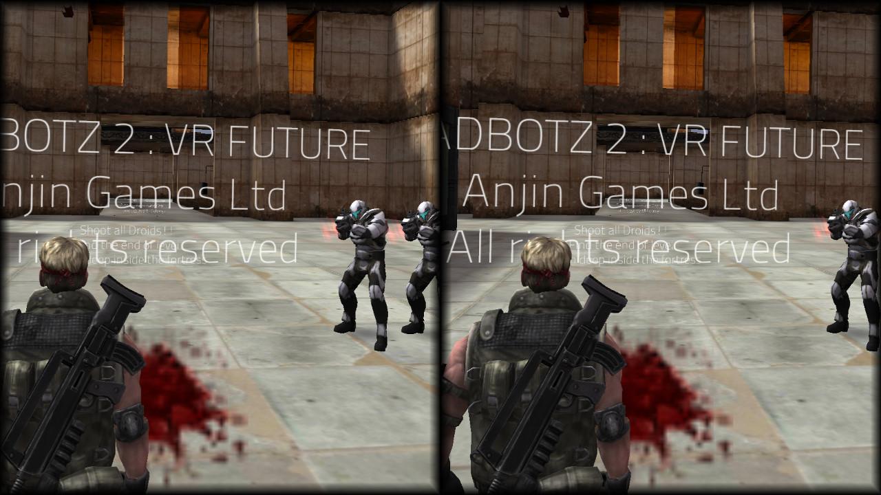 DeadBotz 2: VR Cyborg Warfare