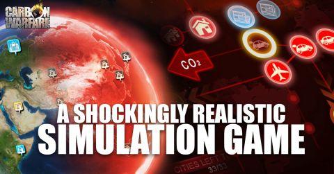 "Creating a provocative, socially conscious game with ""Carbon Warfare"""