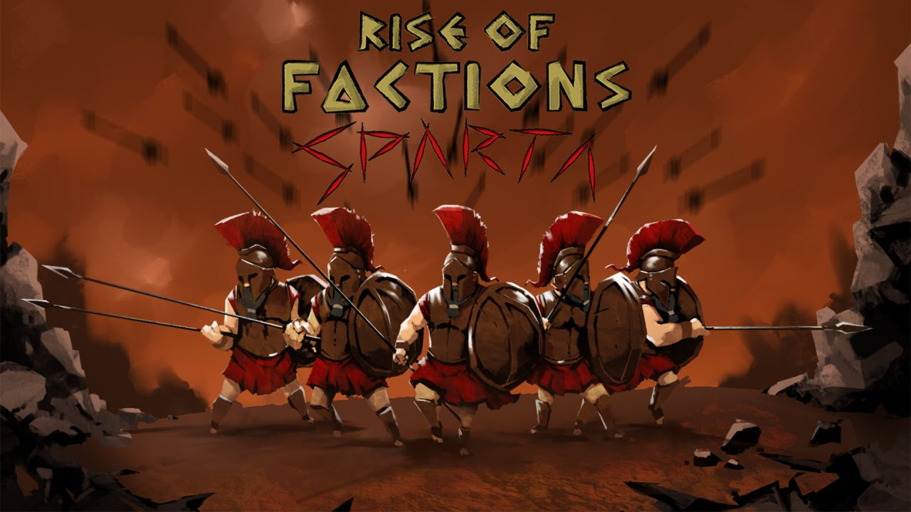Rise of Factions: SPARTA
