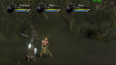 Persistence and Solo Development – Sword of the Guardian