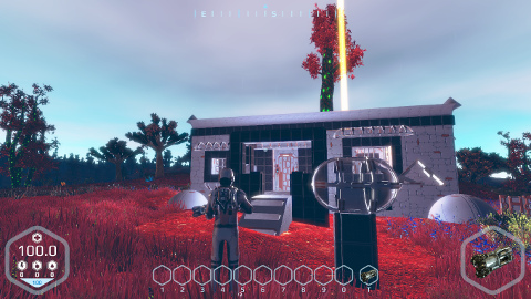 Planet Nomads Alpha Release Post-Mortem