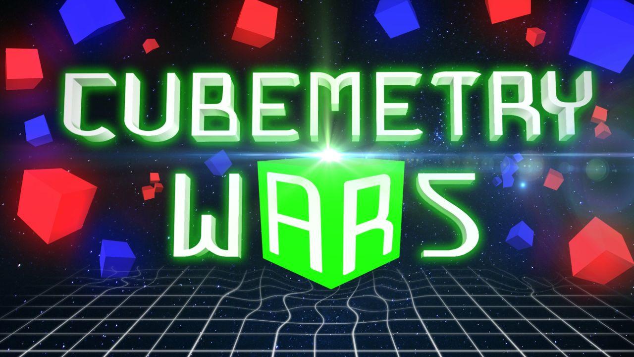 Cubemetry Wars