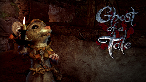 Regarding characters in Ghost of a Tale