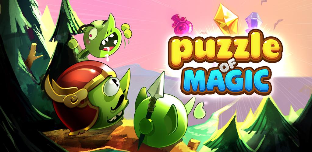 puzzle of magic
