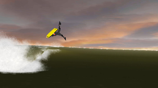 The Journey - Bodyboarding Game by YouRiding
