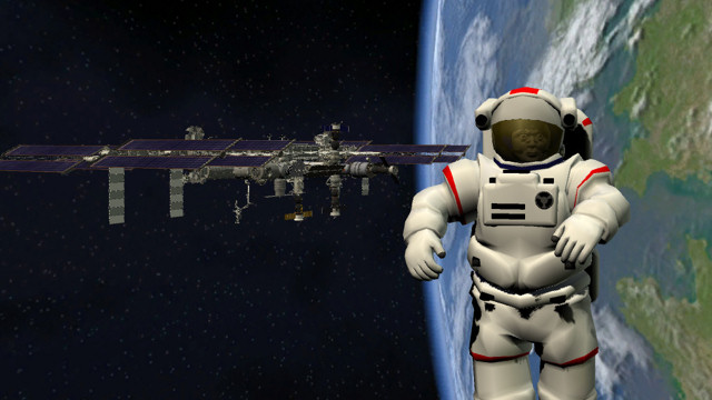 ISS VR Experience