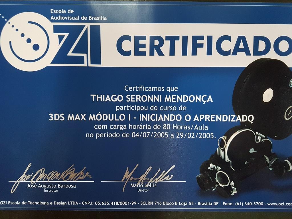 Thiago Seronni Mendonça Unity Connect