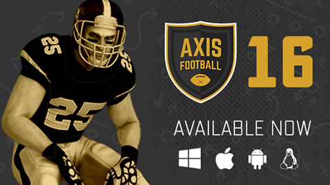 Axis Football Is Back For Its Second Season!