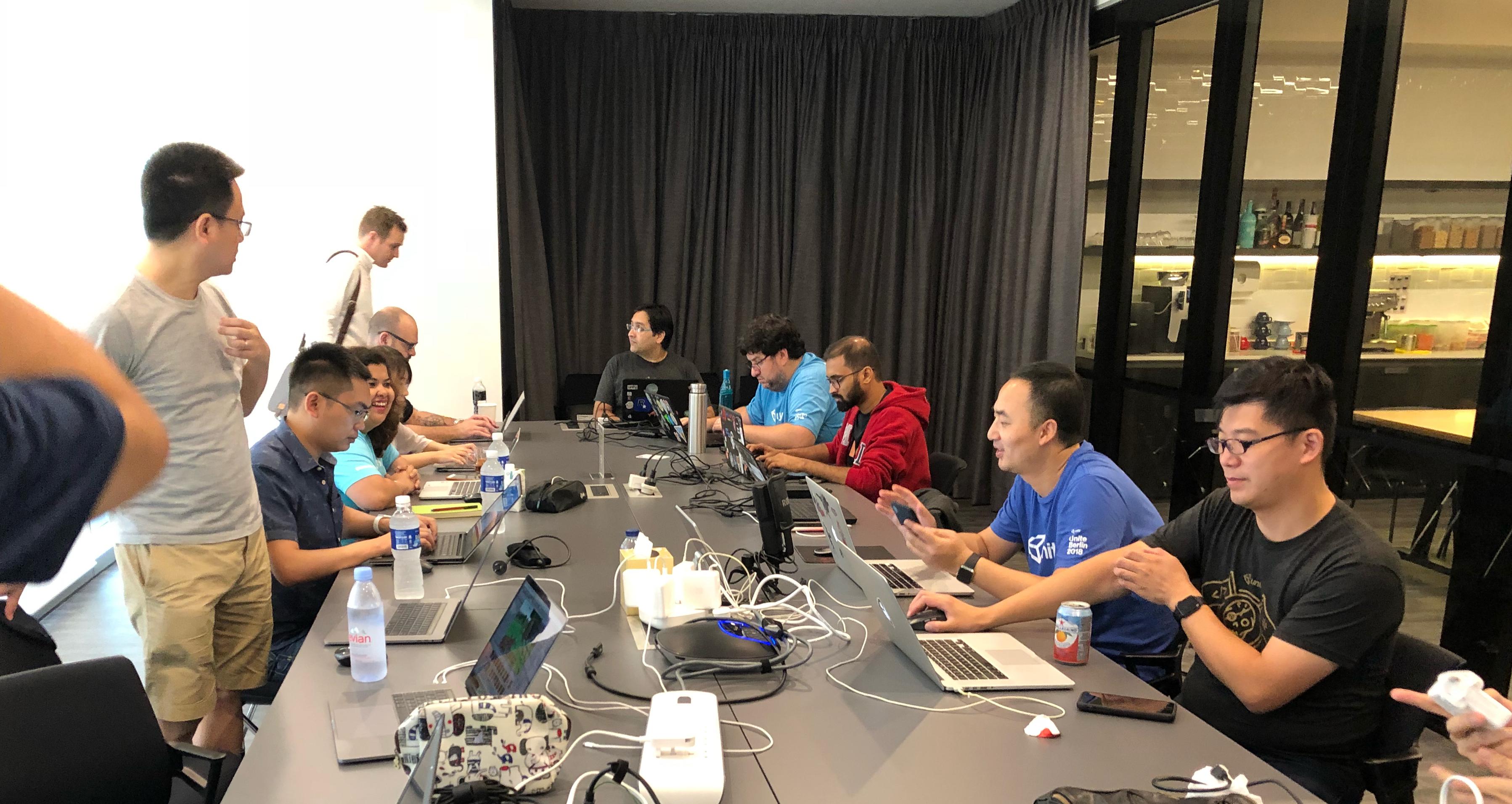 Unity 2D团队和Mike一起谈ECS与2D新功能
