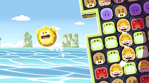 First get the treasure, and then... win everything else! Pirate Match Adventure has arrived!