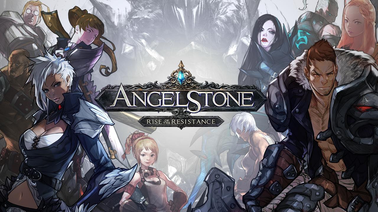 엔젤스톤 Angel Stone
