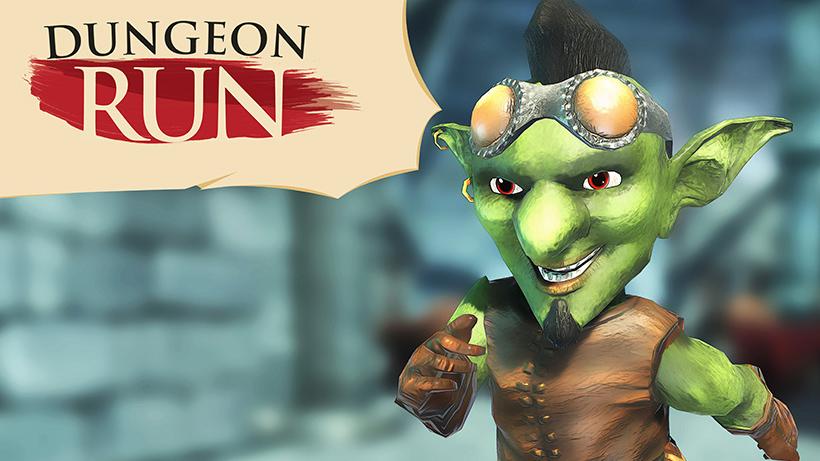 Goblin: Dungeon Run