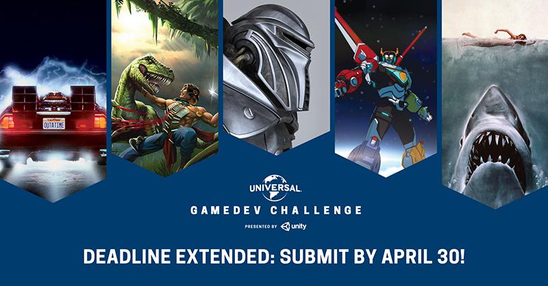 Universal GameDev Challenge