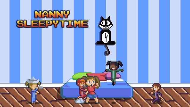 Super Nanny Sleepytime Ultra HD Alpha Omega